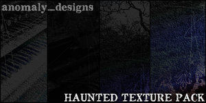 Haunted Texture Pack by britsnpieces