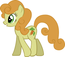 Carrot Top by TheFlutterKnight
