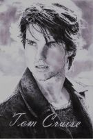 Tom Cruise by What-about-chris