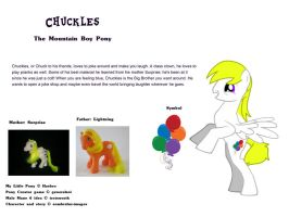 Chuckles: The Mountain Boy Pony by Sombraluz-Images