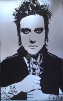 Synyster Gates  Painting by IzzyVengeance6661