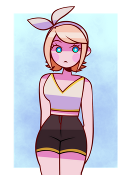 rin by Screamsicle