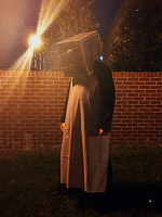 Halloween 2016 - The Keeper cosplay by kanetain2