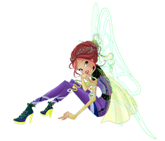 Layla Dimentionix PNG by werunchick