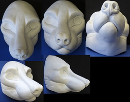 Large k9 Resin Blank by DreamVisionCreations
