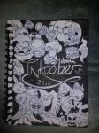 Inktober Roundup by FeralDoodle