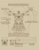 The Vitruvian Prime by zaionic