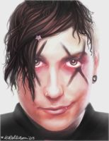 Frank Iero by Frootyness