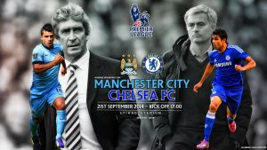 Manchester City - Chelsea by jafarjeef