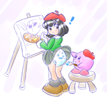 KirbyoPaint-ABDL by RFSwitched