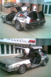 DeLorean DMC-12 by Miiroku