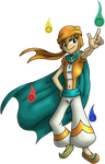 Prince Eero (Old version) by Sephiroth7734