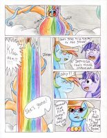Fluttershy and the Rainbow Factory P. 35 by The1King