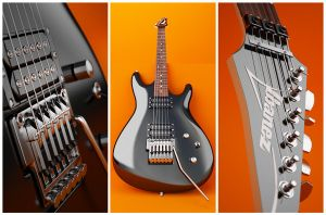 Ibanez JS1000 by mts666