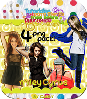 Miley Cyrus png Pack .byCarly by carly-ps