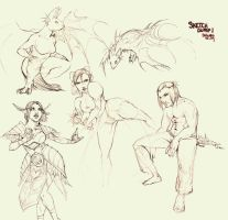 SKETCHES by Suguro