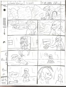 THE ULTIMATE BATTLE pg.193 by DW13-COMICS