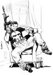 Punisher by Paul-Moore