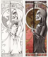 Santa Muerte by brunoces