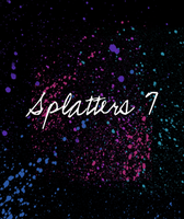 Splatters 07 by bombay101