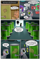 Fallout Equestria: Shining Hearts Page 7 of 10 by alfredofroylan2