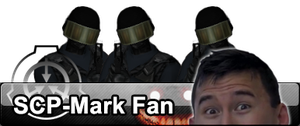 Button! - SCP-Mark Fan by Mark-Buttons