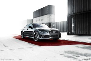 20131222 Audi Rs7 Sportback Pretos 008 M by mystic-darkness