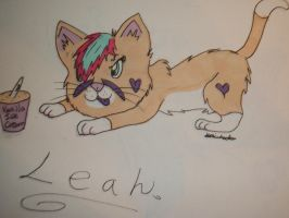 Leah the expert hunter by L-A-B-R-A-D-O-R