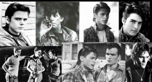 The Outsiders- Wallpaper by Johnny-Lover1963