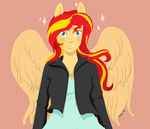 Sunset Shimmer by Denkis