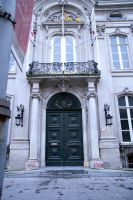 Antwerp: A Grand Entrance by barefootliam-stock