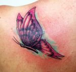 butterfly coverup by inKCrazy