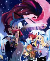 Disgaea by cattabridge