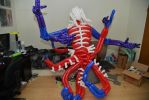 MTG Ulamog Balloon Sculpture by DJdrummer