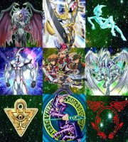 The 4 Generations of Yu-Gi-Oh! (Fixed) by Master-Mac