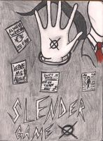 Slender game by ShadowChild-666