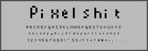 Pixelshit by Felina-Cat