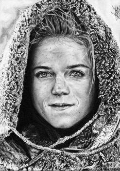 Ygritte. You know nothing, Jon Snow. by Fantaasiatoidab