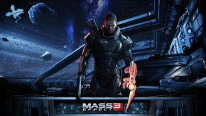 Mass Effect 3 - Wallpaper by SendesCyprus