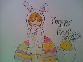Happy Easter 2014! by jarild12