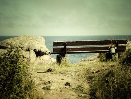Bench by 5p34k
