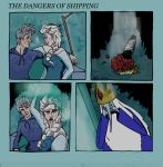 The Dangers of Shipping by WaterCorey