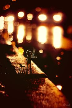 Hitchhiker by Eredel
