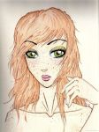 Ginger by THEEPICARTIST8