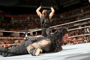 WWE - Seth's Betrayal on his Brothers by edge4923