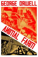 Animal Farm Cover by TheFool432