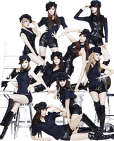 SNSD Mr. Taxi Png ~ by SNSDSooFiqahSONE99