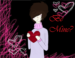 Be Mine?? by ShadeandSilent