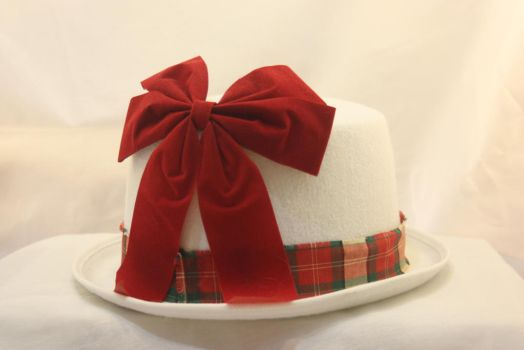 Big Bow Hat by One-Eyed-Kitty