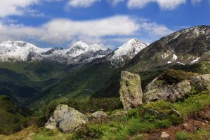 The Alps #06 by bgviper